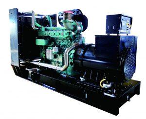 máy phát điện 160KVA