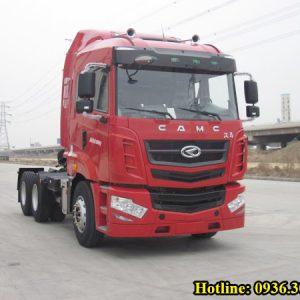 Xe Đầu Kéo CAMC Động cơ 420HP – Cabin H7 Nhập khẩu 2021